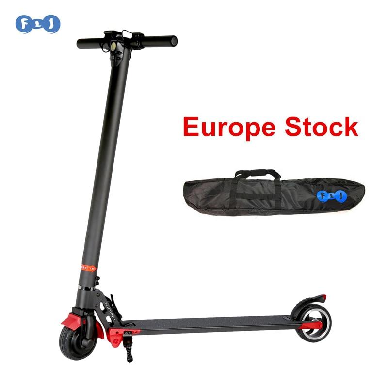 buy flj electric scooter easy folding e. Black Bedroom Furniture Sets. Home Design Ideas