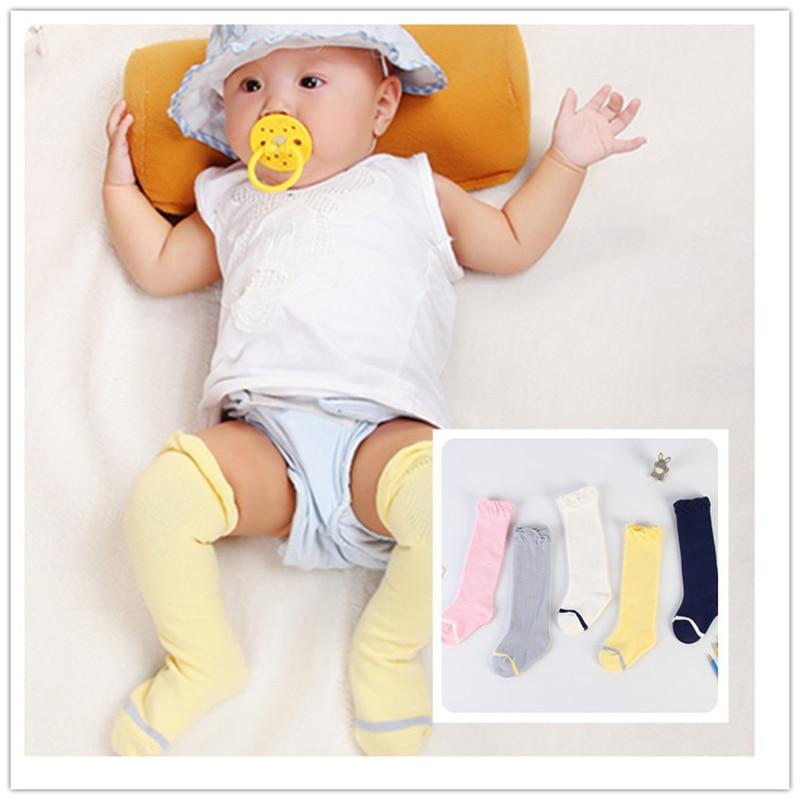 Aukštos kelio kojinės Babys kojinių medvilnės mokyklos futbolo - Kūdikių drabužiai