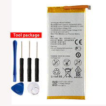 Original HB3447A9EBW Rechargeable Li-ion phone battery For Huawei P8 GPA-UL00 CL00 TL00 UL10 2600mAh