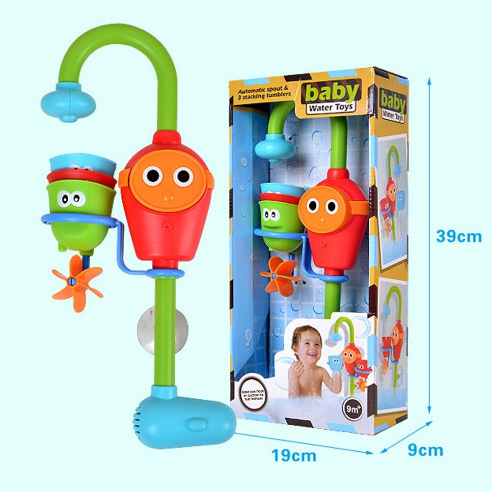 fontana bagnetto giocattoli gioco per i bambini bambini acqua a spruzzo rubinetti bagno vasca da bagno