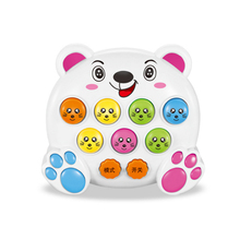 Toys for Kids 13-24 Months Musical Knocker Baby Toy with Cartoon Animal Projection Early Learning for Develop Baby Intelligence