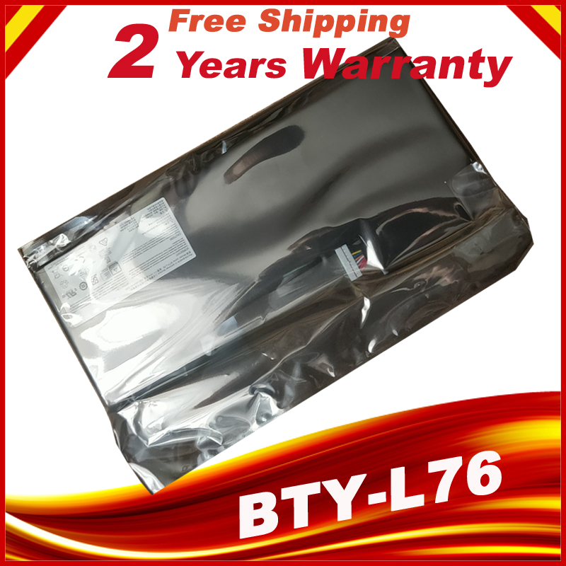 BTY-L76 MS-1771 Original laptop Battery For MSI GS70 2PC 2PE 2QC 2QD 2QE FOR MEDION X7613 MD98802 FOR HAIER 7G-700