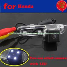 new wireless wire for sony ccd LEDS night vision car reverse parking camera for honda accord