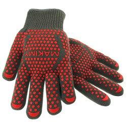 Rękawice kuchenne wysokiej temperatury ciepła odporne rękawice kuchenka mikrofalowa rękawice kuchenne silikonowe BBQ Grill piec rękawice