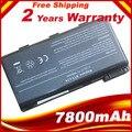 7800 mAh 9 células batería del ordenador portátil para MSI CX620 A6205 CX500 CR630 CX623 CR610 CR700 BTY-L74 BTY-L75