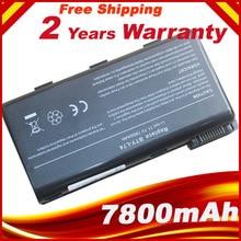 Bateria do Portátil para MSI 7800 MAH 9 Células Cx620 A6205 Cx500 Cr630 Cx623 Cr610 Cr700 Bty-l74 Bty-l75