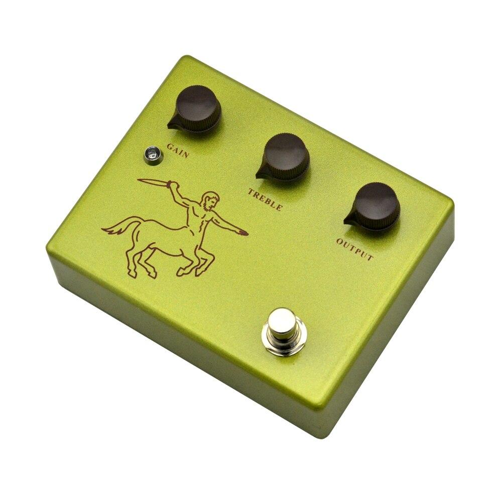 все цены на New Klon Centaur Professional Overdrive Guitar Effect Pedal / Stomp box with 1590BB box free shipping