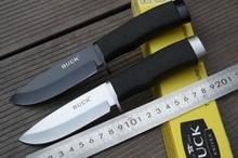 Rescate de Bolsillo Que Acampa Cuchillo de Caza táctico Al Aire Libre Cuchillos de Hoja Fija Cuchillo Recto Herramienta Mango