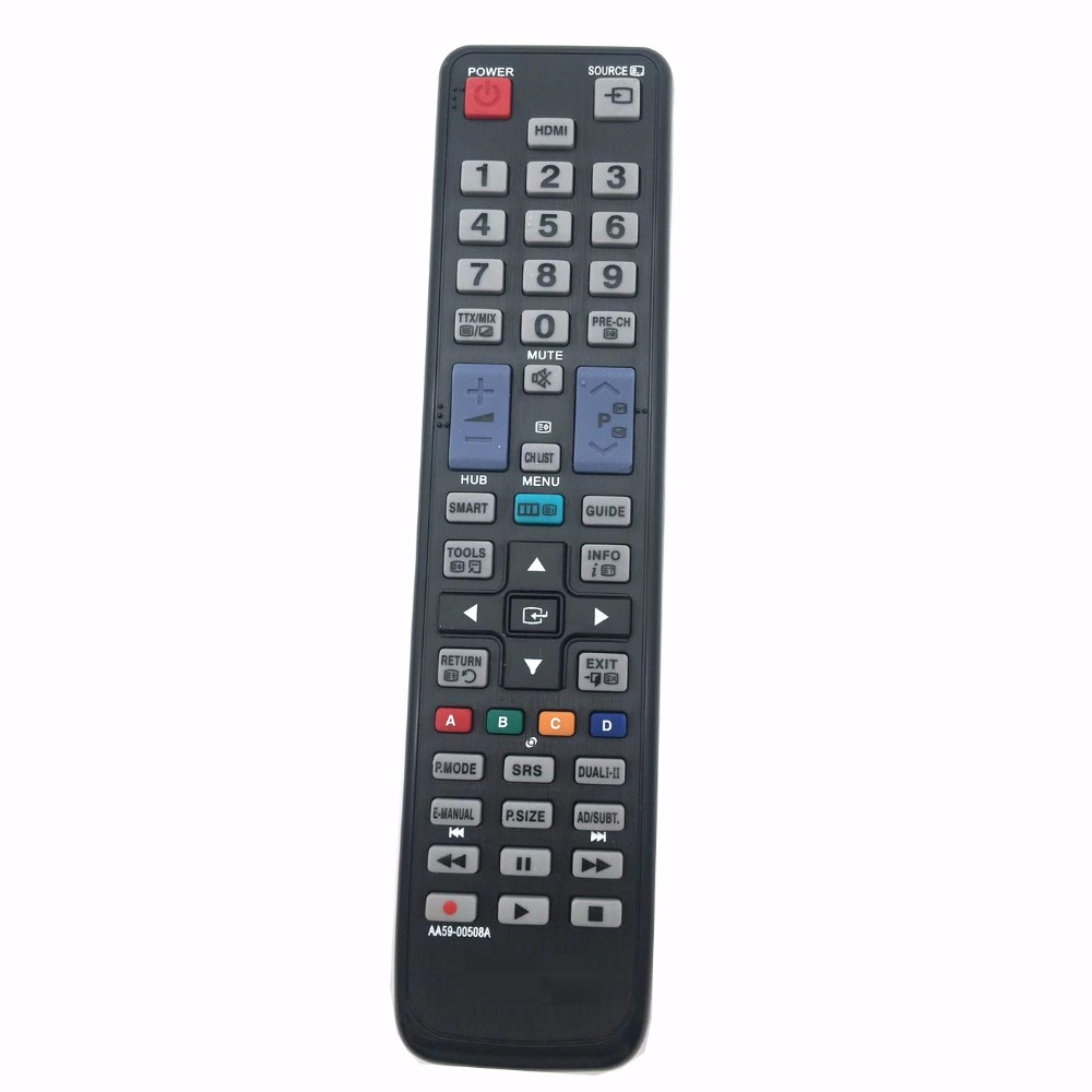 NEW REMOTE CONTROL FOR SAMSUNG TV AA59-00507A AA59-00465A AA59-00445A