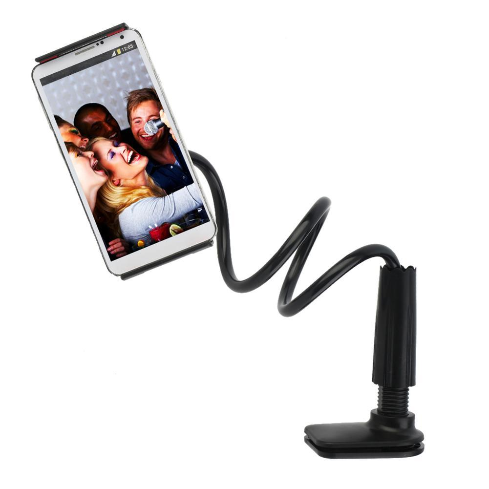 flexible rock universal long arms mobile phone holder tablet