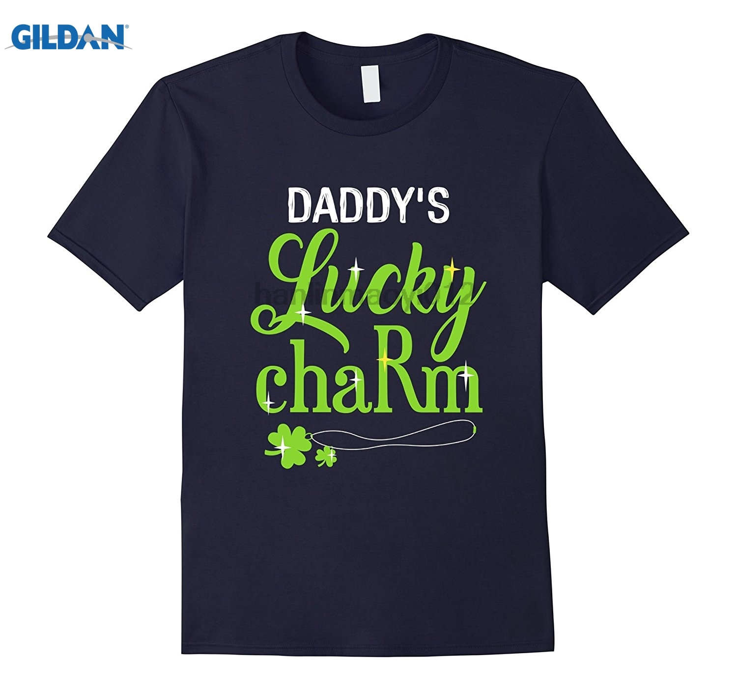 GILDAN FUNNY DADDYS LUCKY CHARM T-SHIRT - SAINT PATRICKS DAY GIFT sunglasses women T-shi ...
