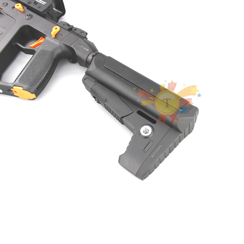 Toy Mag-fed Kriss Vector V2 Toy Gel Ball Gun Accessories Children Outdoor Hobby Water Guns #4