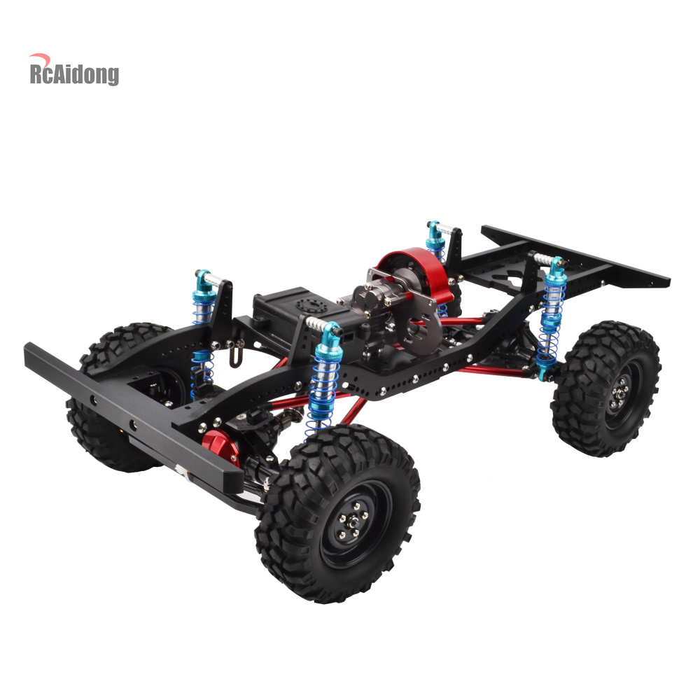 1:10 RC Crawler Aluminum Alloy D90 Chassis Frame Kit Assembled for 1/10 SCX10 D110 D90 Rock Crawler RC Car Frame waterproof door access control system card reader for rfid ic 13 56mhz wiegand 26 34 access control system f1730a