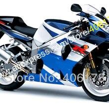 Обтекатель комплект для GSXR1000 2000 2001 2002 K1 GSXR 1000 00 01 02 GSX-R 1000 синие комплекты обтекателей(литья под давлением