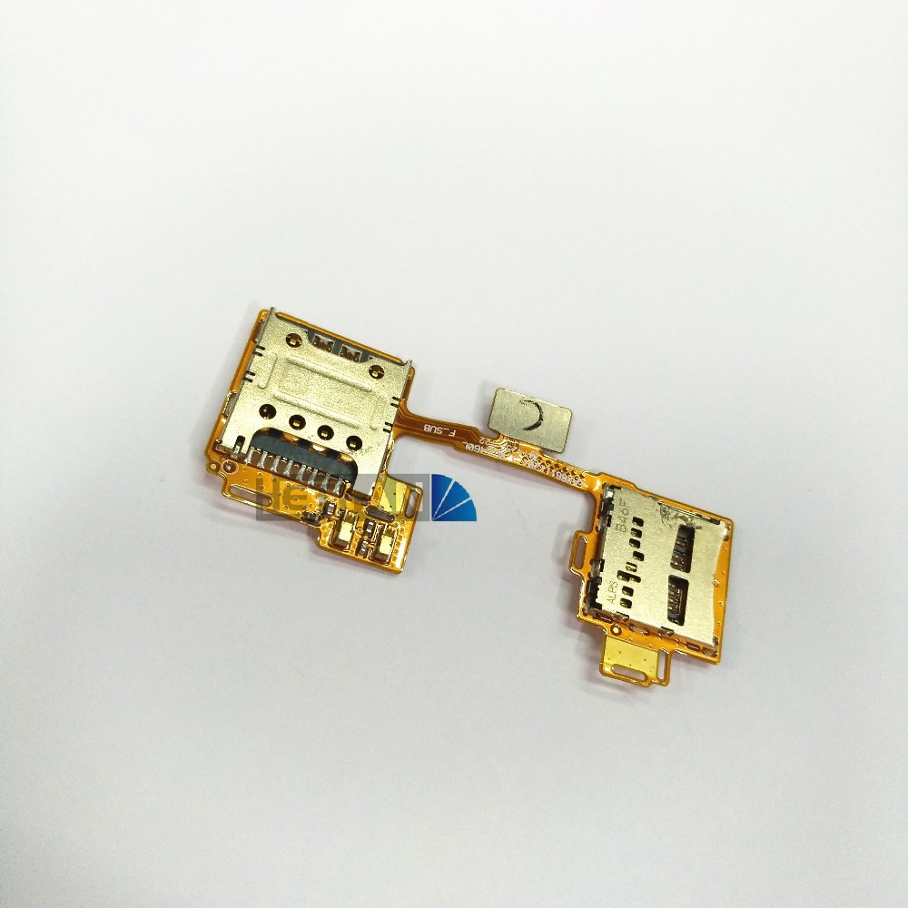 Para LG G3 F460 tarjeta SIM ranura TF ranuras para memoria filas de asientos cabina pequeña placa
