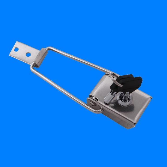 Freies verschiffen 156mm schloss Elektrische Box haspe Toolbox ...