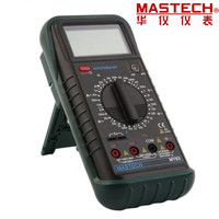 2017 New MASTECH MY63 Digital Multimeter 2000 counts DMM w/Temperature Capacitance & hFE Testers Meters Ammeter Multitester