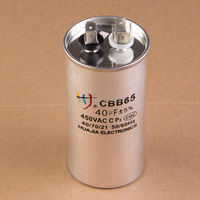 Air Conditioning Capacitor 40uf KTDR 2