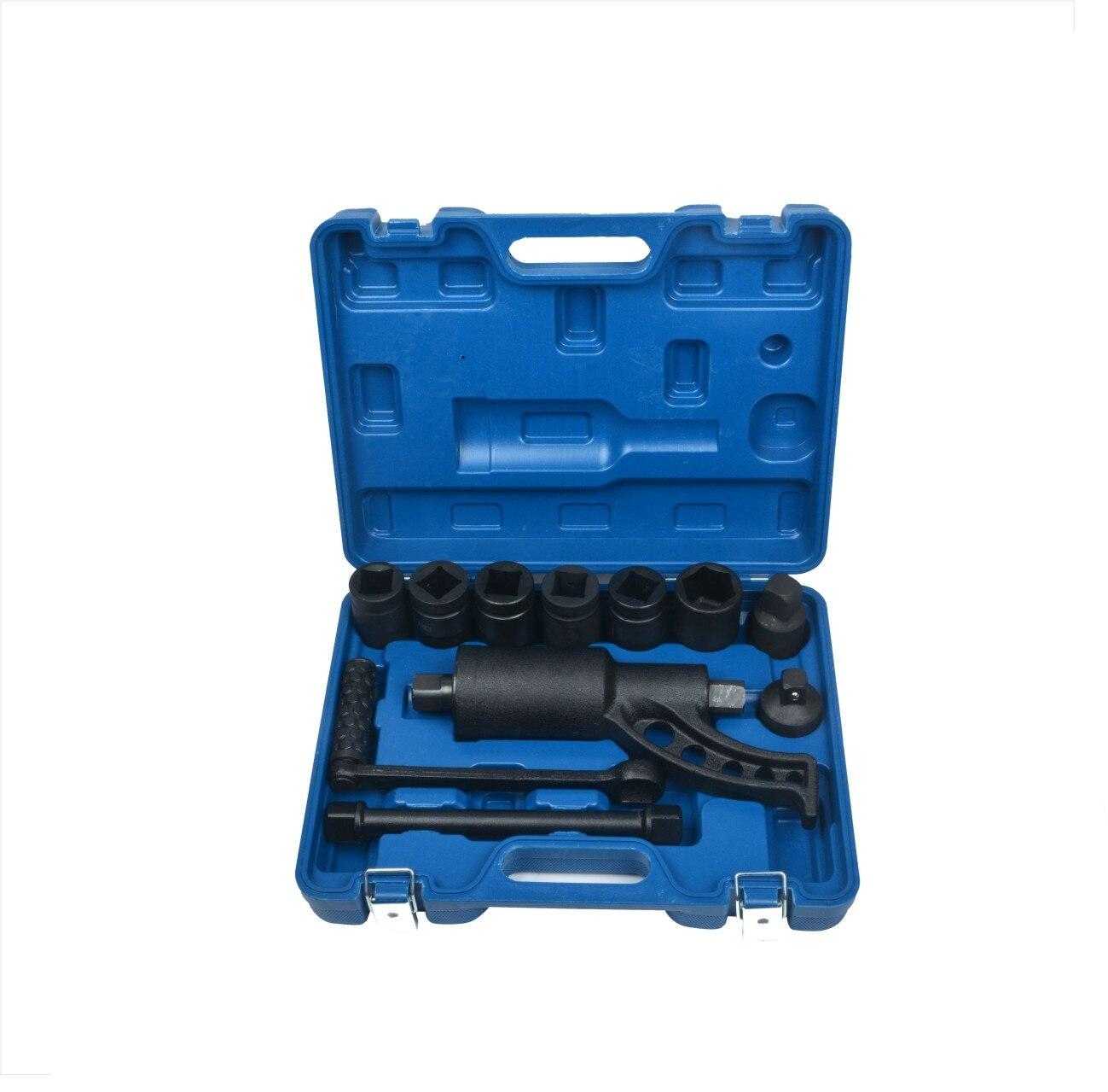 Chave de roda Pneu de Caminhão Mão Multiplicador de Torque Chave de Porca Da Roda Lug & Soquetes de Impacto