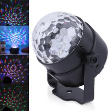 Colorful Rotating Ball Stage Light LED Crystal Magic 4m USB 5V ktv DJ Disco Party Lights Projector Atmosphere Lamps