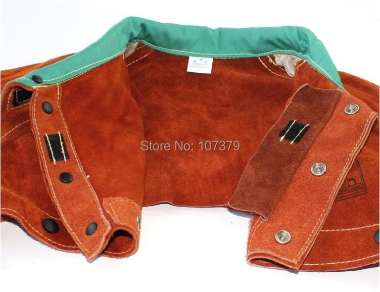 Leather Welder Aprons Cow Split Leather Welding Jackets leather welding aprons wear insulated
