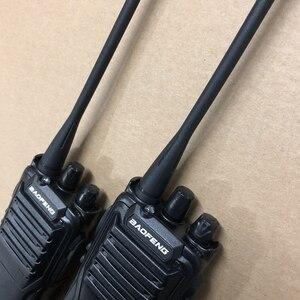 Image 3 - 2 sztuk baofeng 999S walkie talkie UHF 400 470mhz 5W potężny dwukierunkowy radio 16 kanałowy + kabel programowy