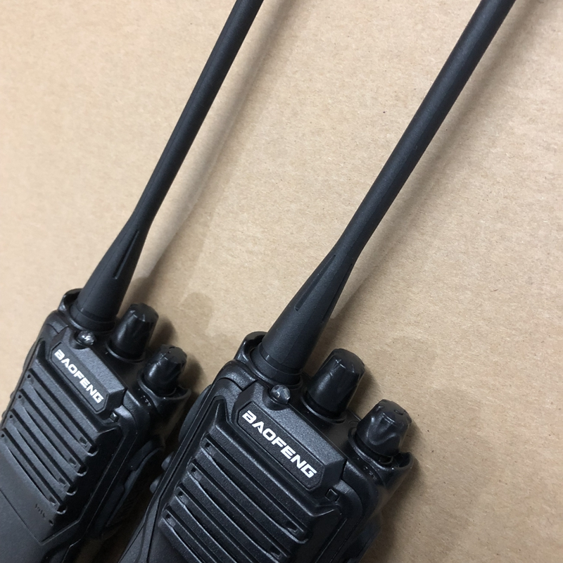 Image 3 - 2pcs baofeng 999S walkie talkie UHF 400 470mhz 5W powerful two way radio 16 channel + program cable-in Walkie Talkie from Cellphones & Telecommunications