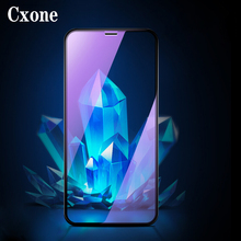 Cxone 0.3mm Screen Protector Tempered Glass For iPhone Xs XR Max Full Front Cover Film Protective Toughened