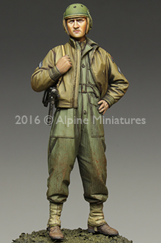 1:35 US 3rd Armored Division Corporal