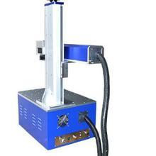Переносная маркировочная машина волоконная лазерная маркировочная машина 20 Вт для металла