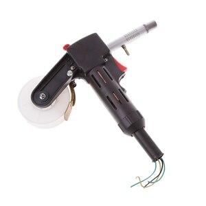 Image 2 - NBC 200A MIG لحام بندقية بكرة بندقية دفع سحب المغذية شعلة لحام بدون كابل