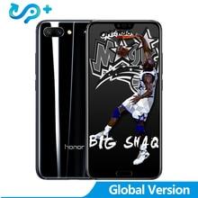 Глобальная версия Honor 10 Lite 3g 64G Android 9,0 6,21 «FHD 2340X1080 двойной шрифт задний 24MP AI камера отпечатков пальцев 710 Восьмиядерный