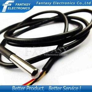 Image 5 - 1pcs DS18B20 방수 1 미터 온도 프로브 온도 센서 new in stock new