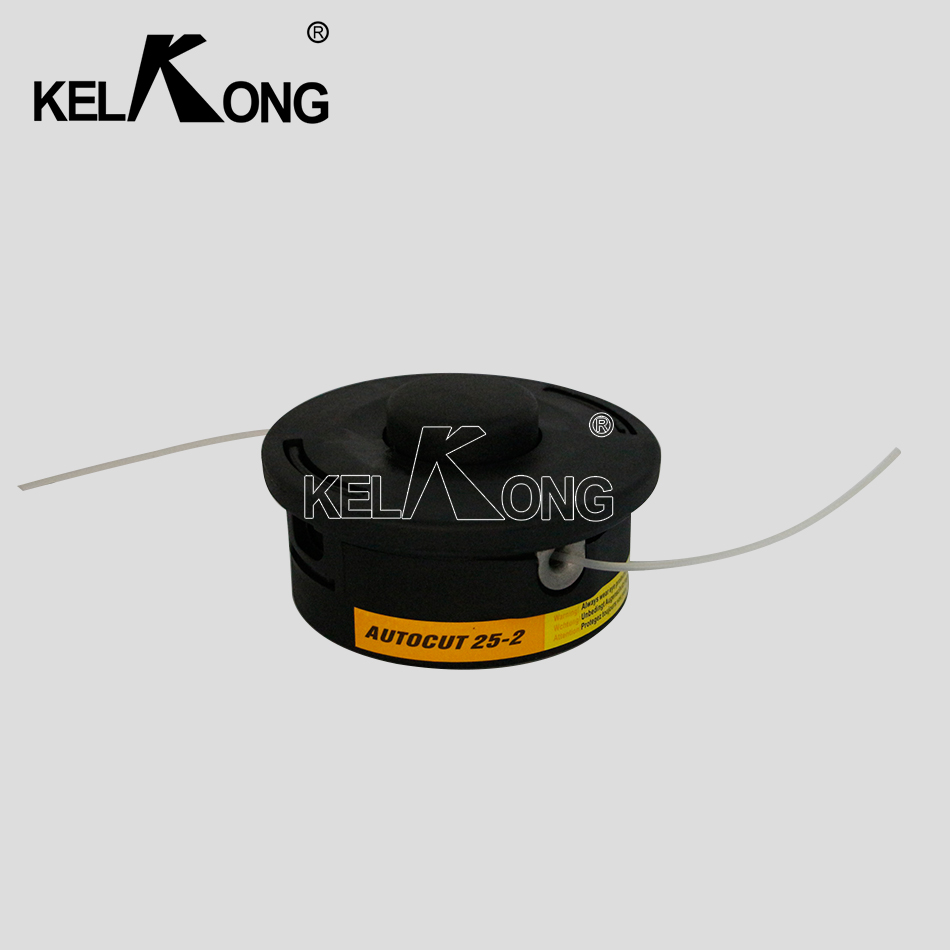 KELKONG Feed Trimmer Head for STIHL FS80 FS81 FS85 FS86 FS87 FS100 FS106 FS108 Brushcutters 4002 710 2168 / 4002-710-2191 25-2 A