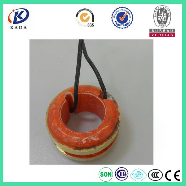 Reliable Customization! Three Phase 60a Bridge Carbon Brush Slip Ring To Peru