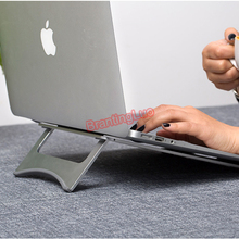 Portable High Quality Aluminum Alloy Laptop Holder Cooling S