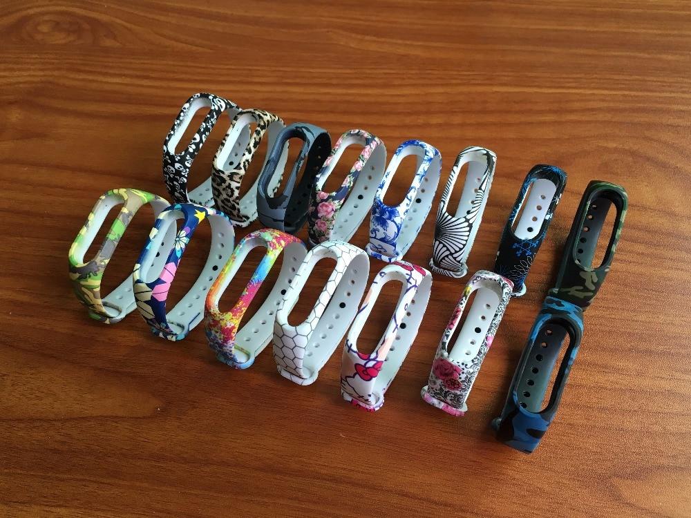 Xiaomi Mi Band 2 Bracelet Strap Miband 2 Colorful Strap