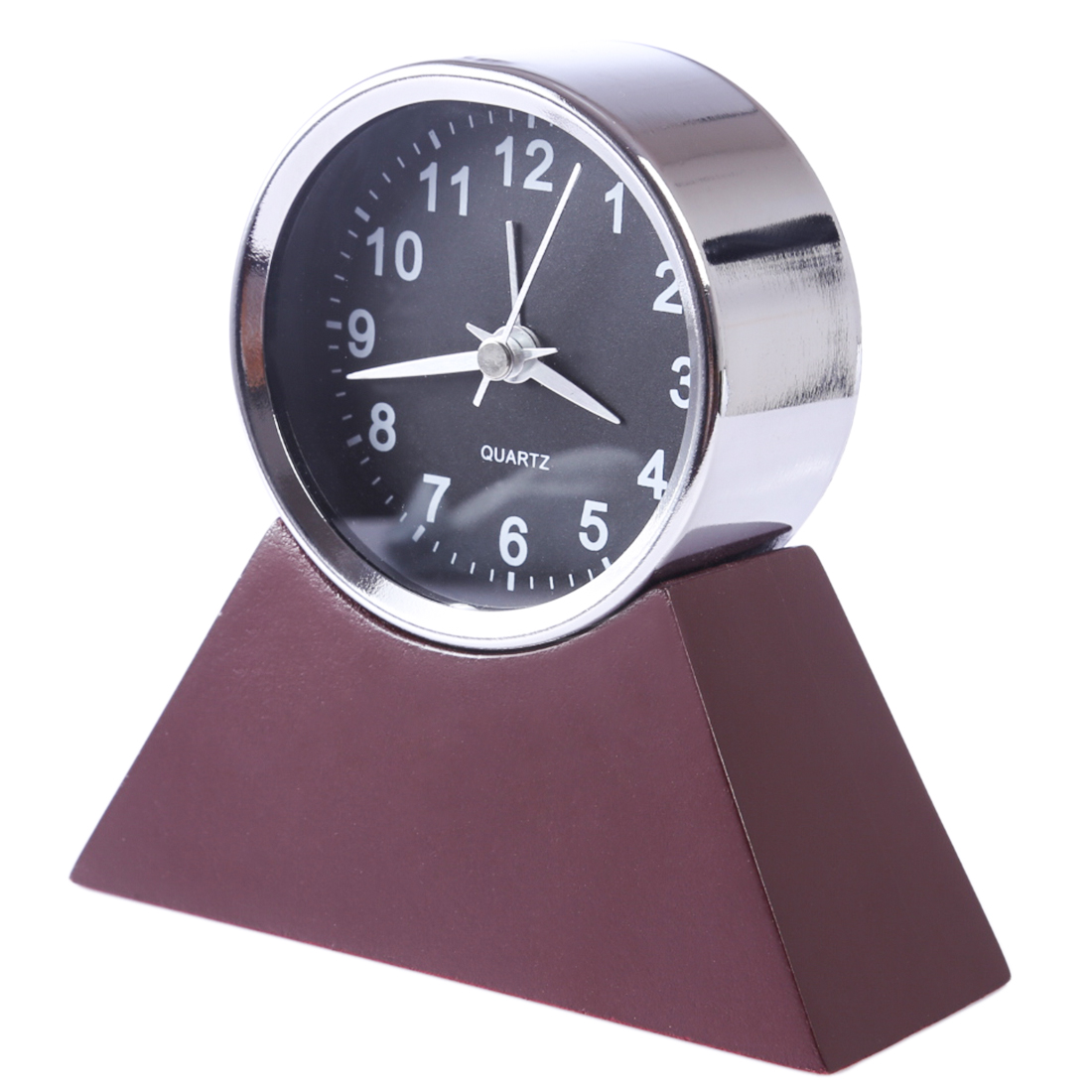 Home Decor For Sale: Homingdeco Hot Sale 10cm Simple Alarm Clock Wooden For