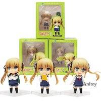 Saenai Heroine No Sodatekata Sawamur Spencer Eriri Nendoroid Doll PVC Action Figure Collectible Model Toy 3pce/set 8cm