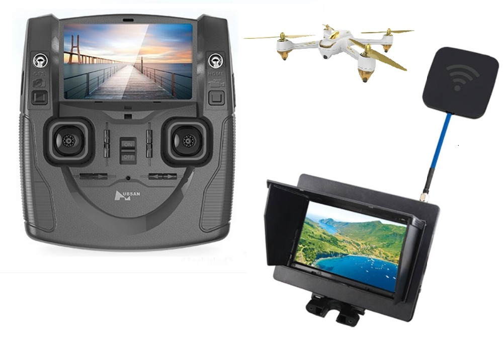 Resultado de imagen de Syma X5C-1 X5SC JJRC X1 5.8G FPV 720P Camera with Monitor Real Time Transmission C4001