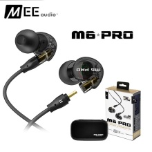 Original EP51 Wireless Sports øretelefon Bluetooth 4 support aptX Noise Canceling MIC Aluminium Alloy Shell TPE Line