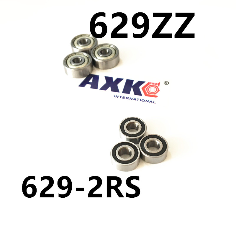 629ZZ Bearing ABEC-5 10PCS 9x26x8 mm Miniature 629Z Ball Bearings 629 ZZ EMQ Z3V3 629ZZ 629-2RS 9*26*8mm 607zz abec 5 10pcs 7x19x6mm miniature ball bearings 607z emq z3v3