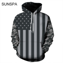 SUNSPA 3D Printing Sweatshirts Hooded Men/Women Hoodies With Hat Galaxy Space Star Autumn Winter Loose Thin Hoody Tops Hot Sale