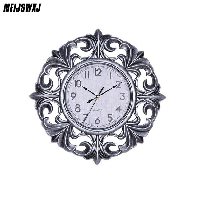 Saat Wall Clock Reloj Clock Relogio De Parede Duvar Saati Horloge Murale Relogio De Parede Decorativo Vintage Quartz Clocks Klok