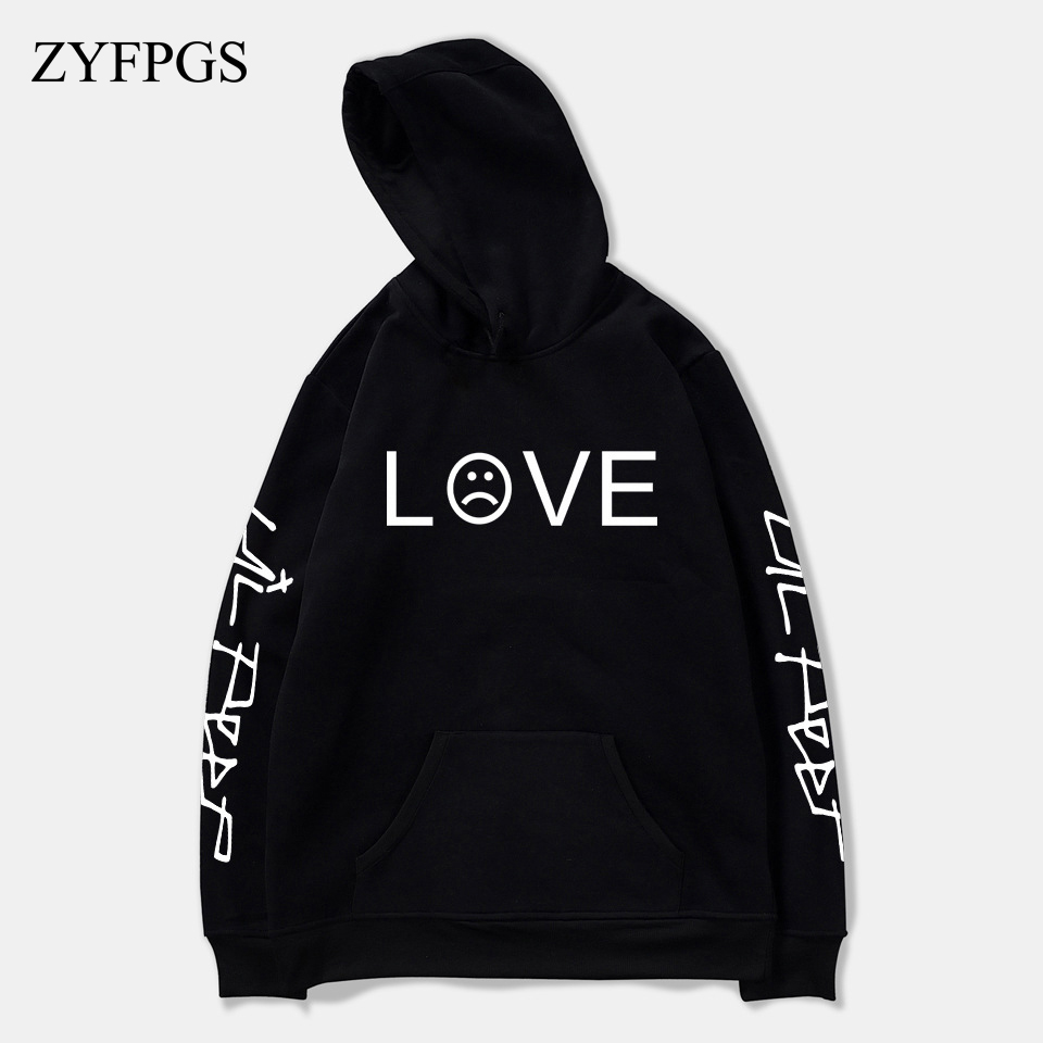 ZYFPGS 2018 Winter Women's Hoodies Swish Korean Pop Sweatshirt For Women Harajuku Warmth Thick Bts Hoodie Popular New Z0725