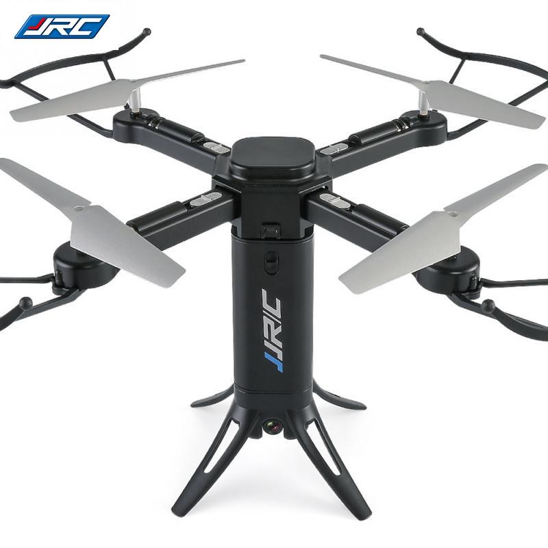 JJR/C H51 Foldable RC Quadrocopter Drone With 720P HD WIFI Camera Helicopter white black jjr c jjrc h43wh h43 selfie elfie wifi fpv with hd camera altitude hold headless mode foldable arm rc quadcopter drone h37 mini