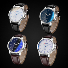 Meboyixi Brand Top Luxury Fashion Brand Quartz Watch Men Women Casual Leather Dress Business Bracelet Wrist Watch Wristwatch
