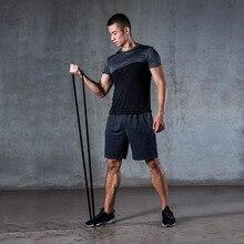 Youpin Mijia Qihao ออกกำลังกายยืดรูปการออกกำลังกาย Strength น้ำยางธรรมชาติแบบพกพาเหมาะสำหรับกีฬาและฟิตเนส