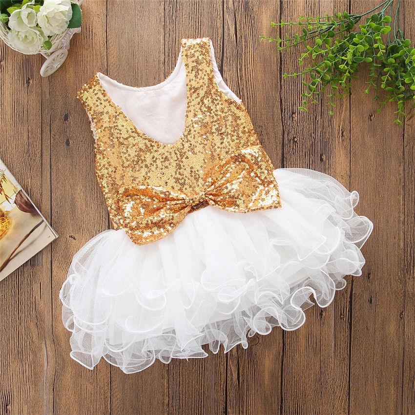 b4ecf2166ad81 Pudcoco Princess Girl Tulle Dress Evening Wedding Party Dresses For Girls  Children's Costume Tutu dress Prom Designs