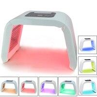 7 Color LED PDT Light Skin Care Beauty Machine LED Facial Mask PDT Therapy For Skin Rejuvenation Acne Remover Anti wrinkle